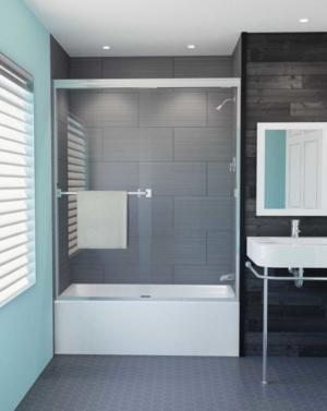 Alumax Shower Door 340 Slider