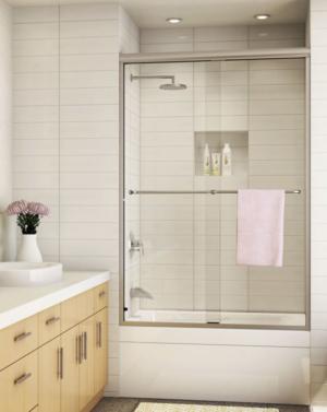 Alumax Shower Door 340D Slider