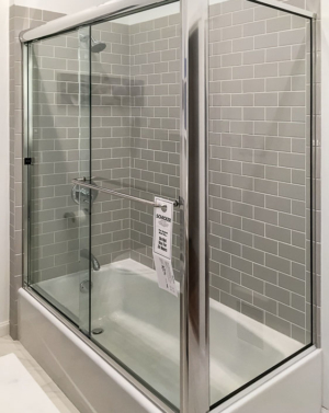 Alumax Shower Door 361D Slider