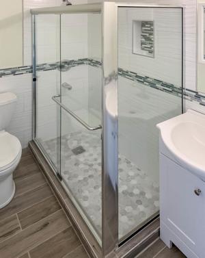 Alumax Shower Door 362D Slider