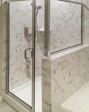 Alumax Shower Door 393CAD Pivot
