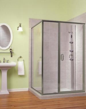 Alumax Shower Door 393CD Pivot