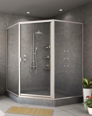 Alumax Shower Door 394C Pivot