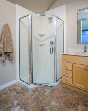 Alumax Shower Door 394CAD Pivot