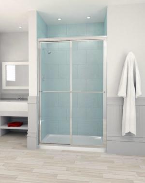 Alumax Shower door 651 Slider