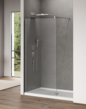 Fleurco Station Series Fixed Shower Panel