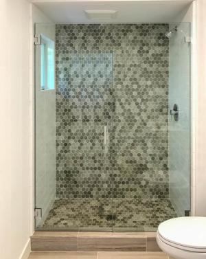 Schicker AG91 In-line Shower Enclosure