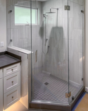 Schicker AG94 Neo Frameless Shower Enclosure