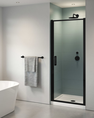 Fleurco Elera Single Framed Pivot Shower Door