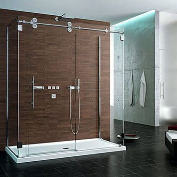 fleurco shower door products