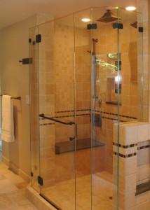 AG94PHX Oil Rubbed Bronze, Crystal Clear Glass