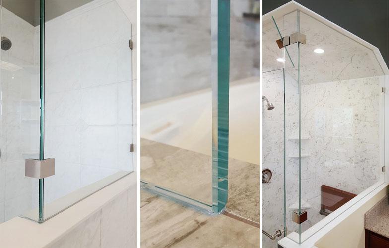 Frameless all glass shower enclosures doors from schicker shower frameless installation frameless installation planetlyrics Images