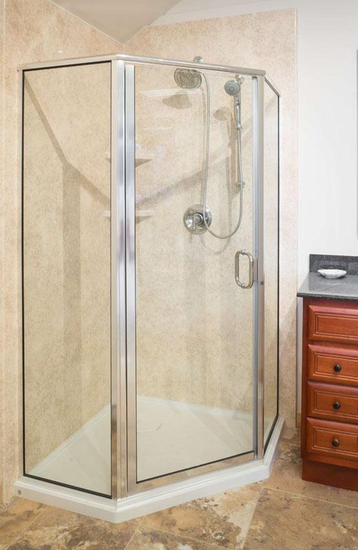 Alumax pivot doors stik stalls image gallery schicker luxury shower doors concord ca and - Alumax shower door and buying considerations ...